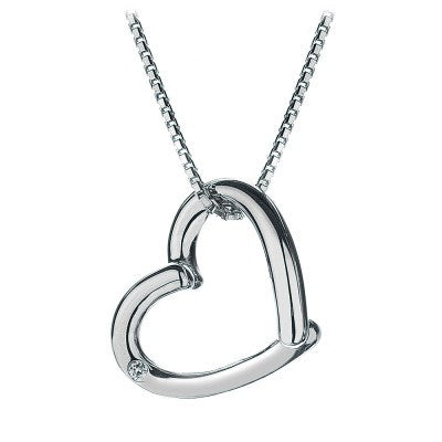 Hot Diamonds Just Add Love Heart DP214 - Robert Openshaw Fine Jewellery