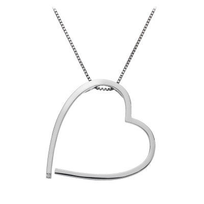 Hot Diamonds Classic Heart DP427