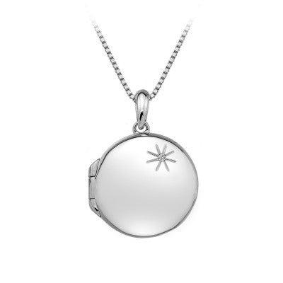 Hot Diamonds Circle Pendant DP491