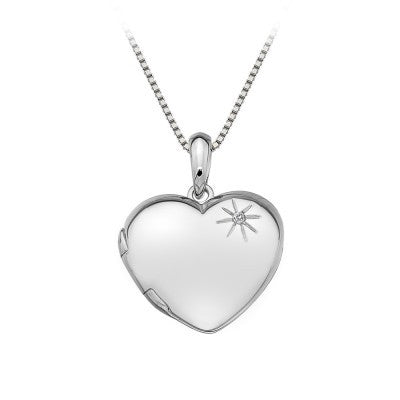 Hot Diamonds Heart Pendant DP495 - Robert Openshaw Fine Jewellery