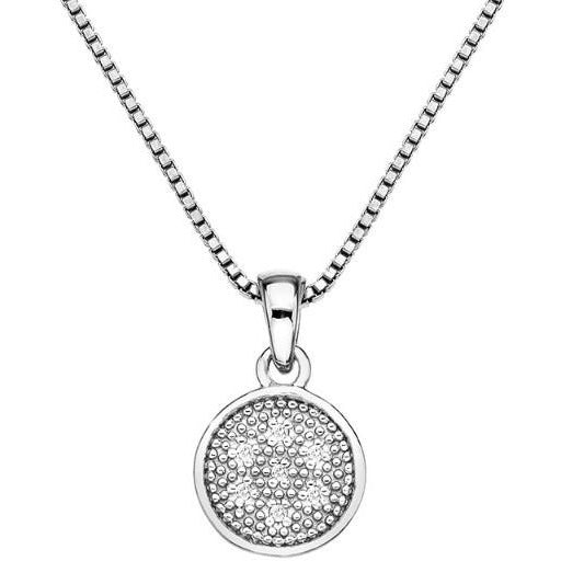 Hot Diamonds Stargazer Circle Pendant DP531
