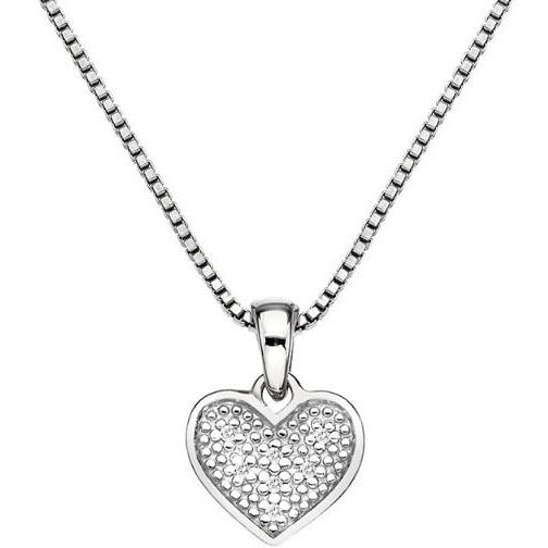 Hot Diamonds Stargazer Heart Pendant DP537 - Robert Openshaw Fine Jewellery