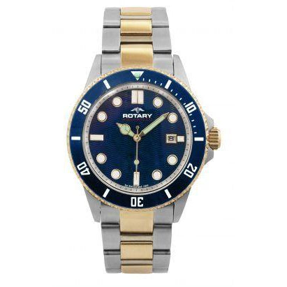ROTARY GENTS AQUASPEED WATCH AGB00027/W/05