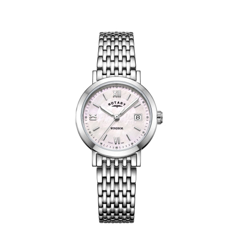 Rotary Stainless Steel Windsor Ladies LB05300/39