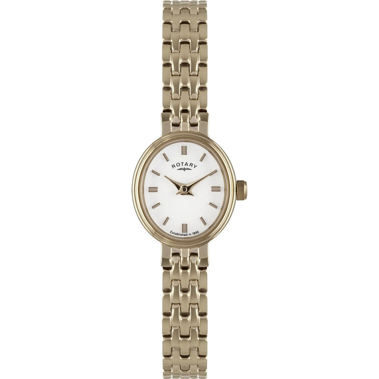 ROTARY LADIES ROSE WATCH LB02085/02