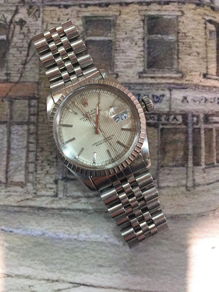 Rolex Oyster Perpetual Datejust Bracelet Watch