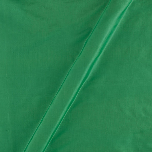 Pure Silk Pista Green Colour Fabric