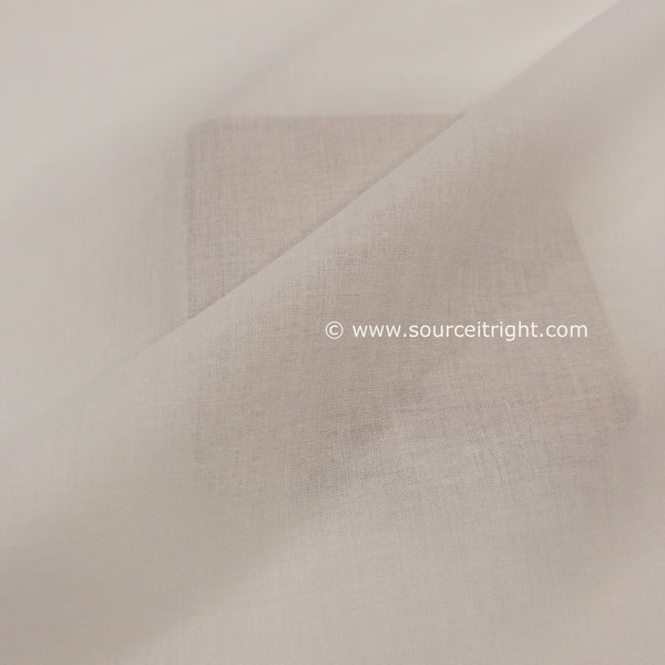 Dyeable Cotton Mal Fabric