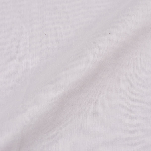 Dyeable Poly Chanderi Feel Fabric