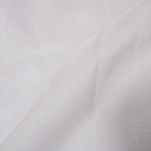 Dyeable Organza Fabric