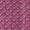 Gaji Patan Patola Digital Print Candy Pink Colour 46 inches Width Fabric