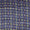 Gaji Patan Patola Digital Print Indigo Colour 46 inches Width Fabric