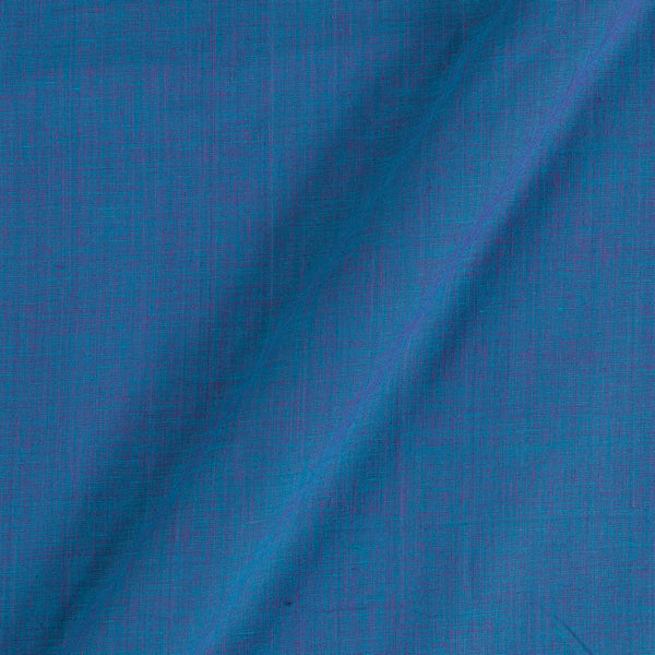 South Cotton Sky Blue To Purple Two Tone Colour Washed Dyed 43 Inches Width Fabric