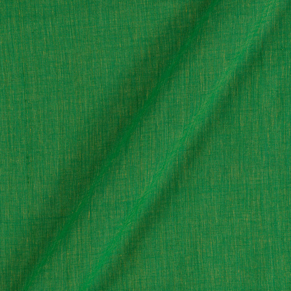 South Cotton Green By Yellow Tone  Washed Dyed 43 Inches Width Fabric