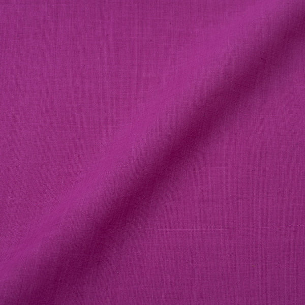 Purple Pink South Cotton Dyed Washed Fabric