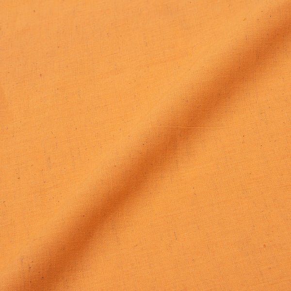 Butter Scotch Plain Dyed Flex Fabric