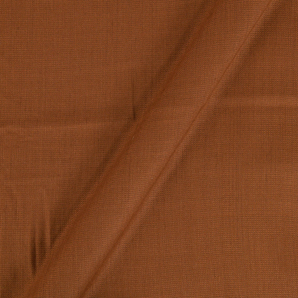 Matty Cotton Coffee Colour 43 inches Width Fabric