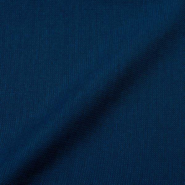 Dark Blue Colour 43 inches Width Dyed Matty Cotton Fabric