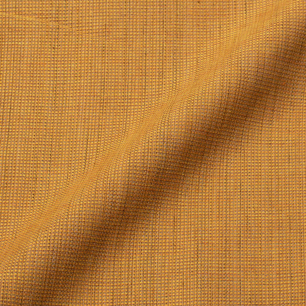 Apricot Orange Colour Dyed Matty Cotton Fabric