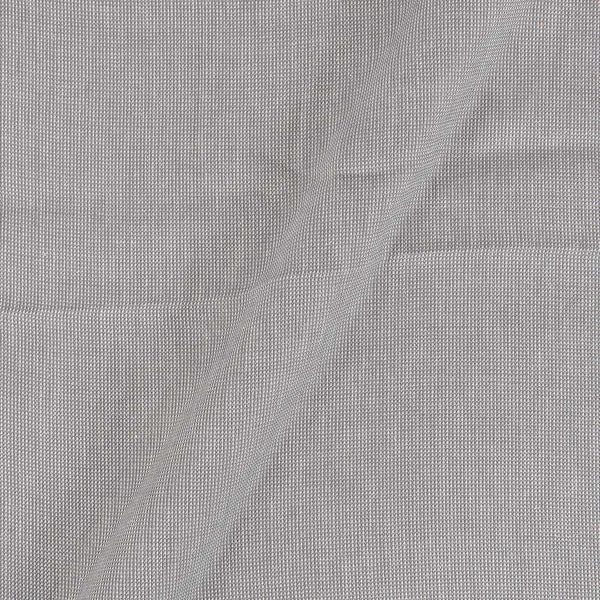 Slate Grey Colour Dyed Matty Cotton Fabric