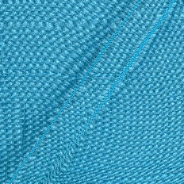 Matty Cotton Sky Blue Colour 43 inches Width Fabric