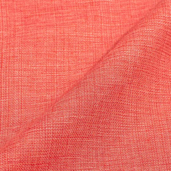 Peach Pink Colour Dyed Matty Cotton Fabric