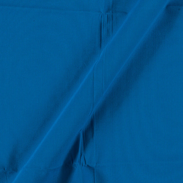 Blue Two X Two 100% Rubia Cotton Fabric 0.91 Meter [36 inches] Width