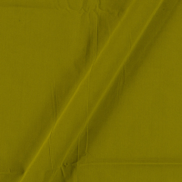 Two X Two 100% Rubia Cotton Acid green Colour 36 inches Width Fabric