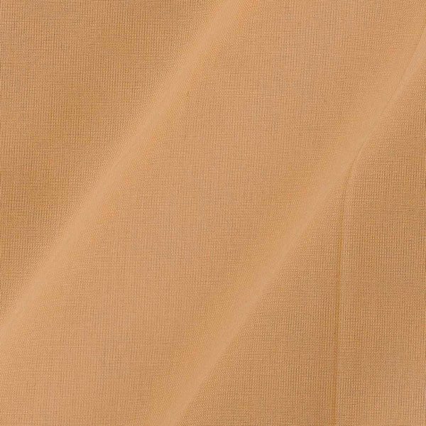 Two X Two 100% Rubia Beige Cream Colour 36 inches Width Fabric