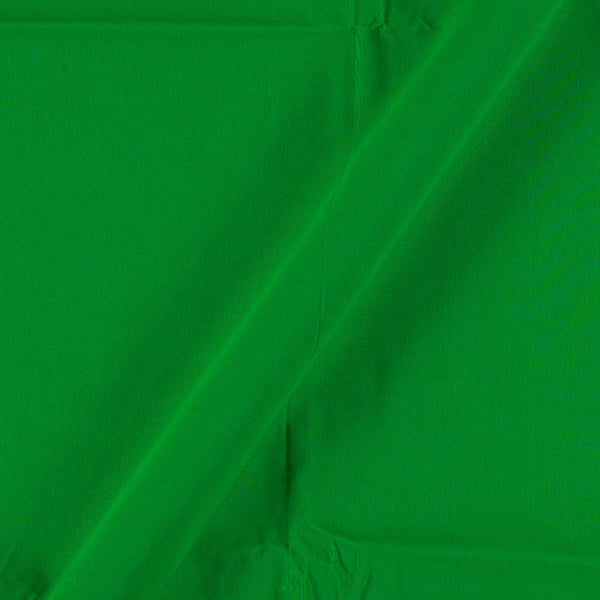 Two X Two 100% Rubia Cotton Green Colour 36 inches Width Fabric