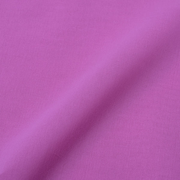 Two X Two 100% Rubia Cotton Lavender Pink Colour 36 inches Width Fabric