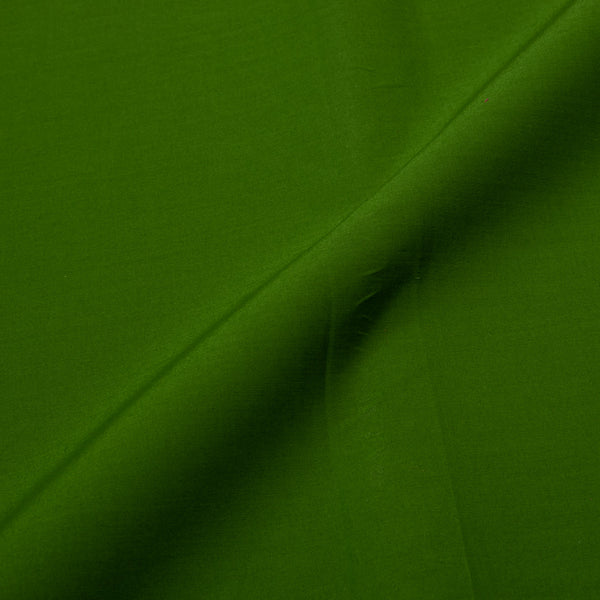 Two X Two 100% Rubia Cotton Moss Green Colour 36 inches Width Fabric