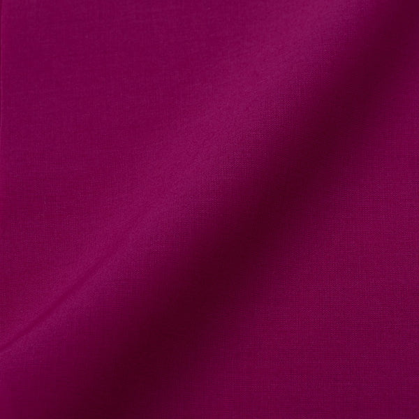 "Crimson Colour Two X Two 100% Rubia Cotton Fabric 36"" Width"