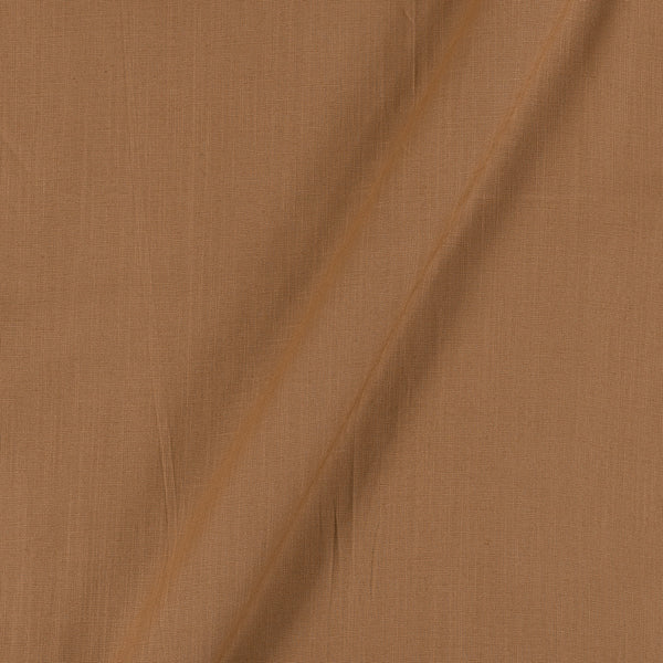 Rayon Lycra Ecru Colour 46 inches Width Fabric