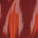 Cotton Ikat Maroon Colour 43 inches Width Fabric