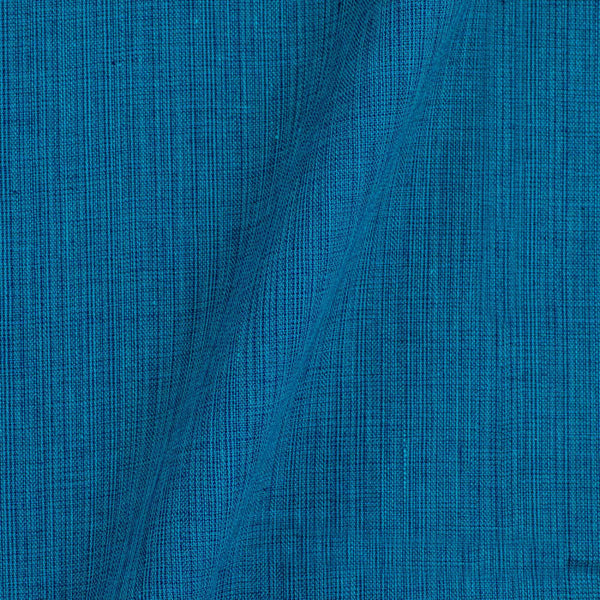 Two ply Cotton Blue Colour Fabric