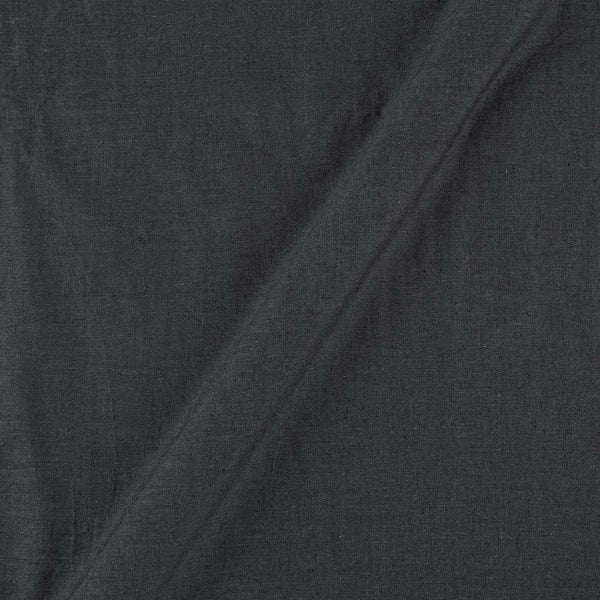 Two Ply Denim Blue Colour 43 Inches Width Handloom Cotton Fabric