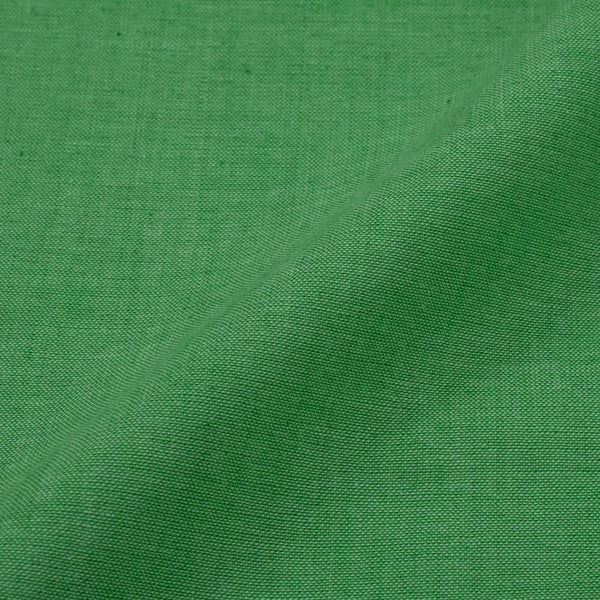 Two ply Cotton Pastel Green Colour Fabric