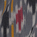 Cotton Rajasthani Pattern Ikat Grey Colour 43 inches Width Fabric