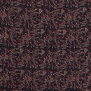 Gamathi Cotton Black Colour 42 Inches Width Trible Double Kaam Natural Print Fabric