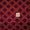 Gaji Maroon Colour Geometric Print Fabric