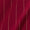 Jute Type Cotton Maroon Colour Fancy RIB Stripe Fabric