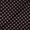 Flex Cotton Black Colour Geometric Print 42 Inches Width Fabric