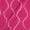 Cotton Shibori Rose Pink Colour 43 inches Width Geometric Pattern Fabric
