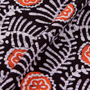 Cotton Batik  Print Fabric
