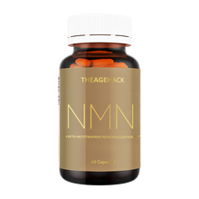 Load image into Gallery viewer, THEAGEHACK NMN (125mg - 60 Capsules)