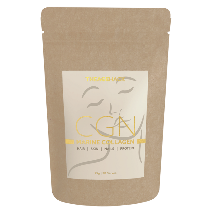 THEAGEHACK CGN - Marine Collagen (75g | 30 Serves)