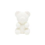 All Pearl Baby Teddy - Pearly White