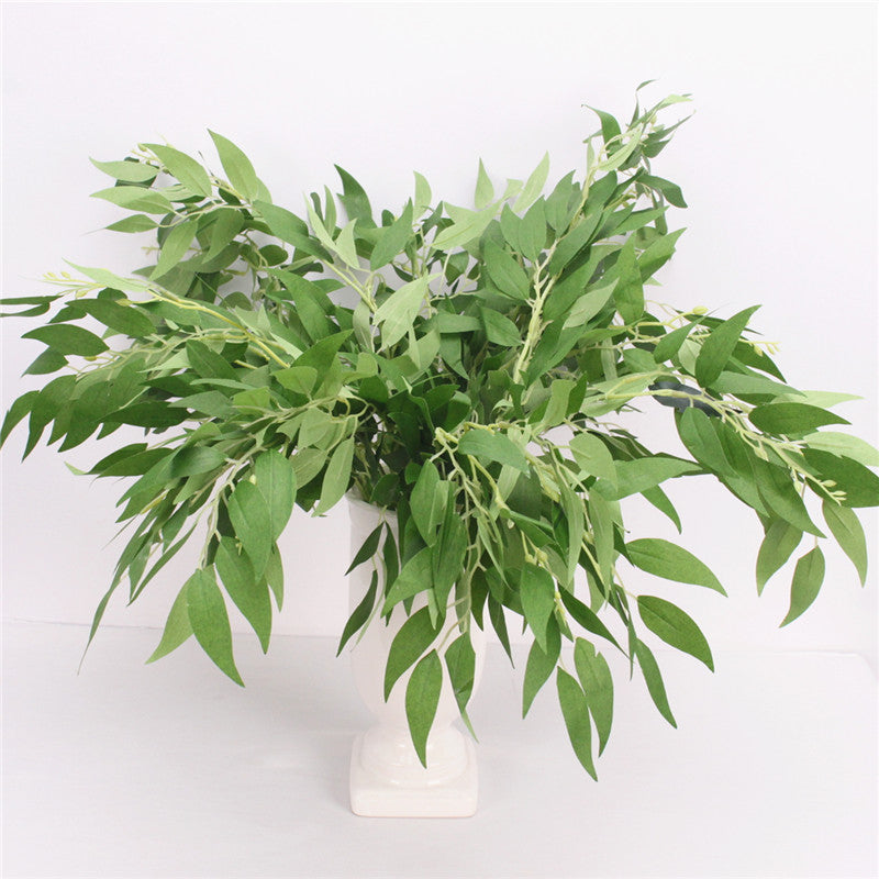 Artificial Willow Rattan Leaf Vine - 1 piece