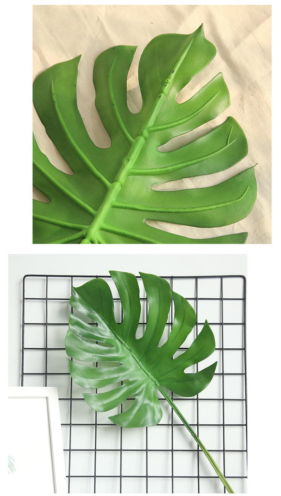Artificial Turtle Leaf - 1 piece